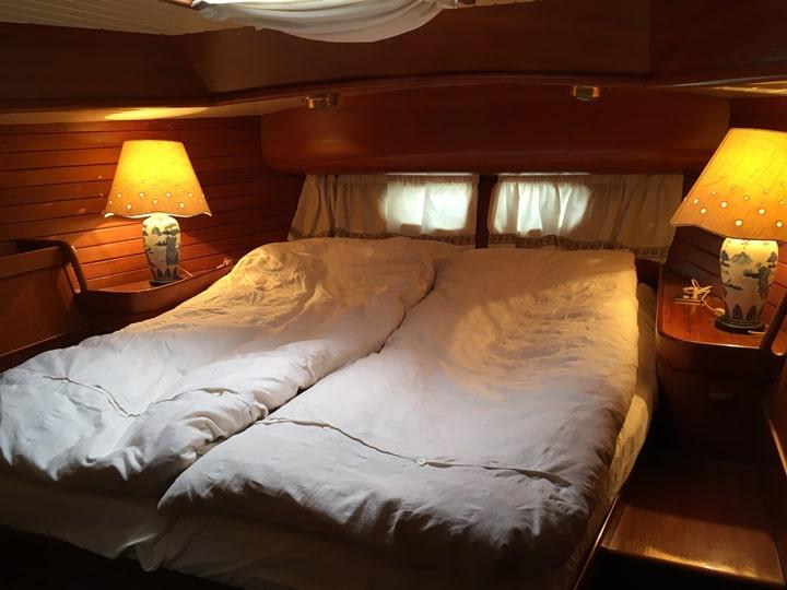 Northwind 47 slaapcabine