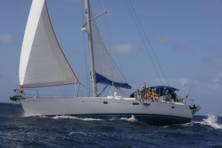 Oceanis 50