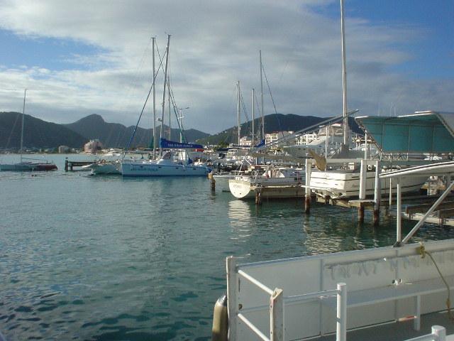 zeilen Sint Maarten