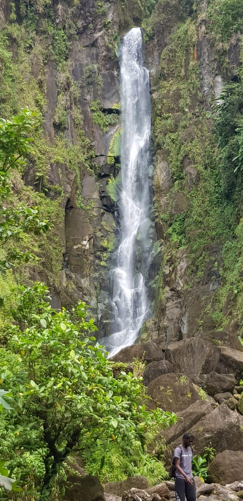 Dominica - watervallen