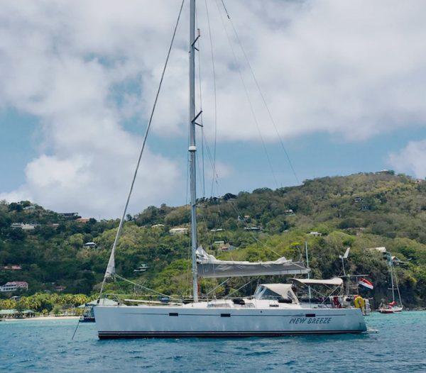 zeilen Caribbean Hanse 470