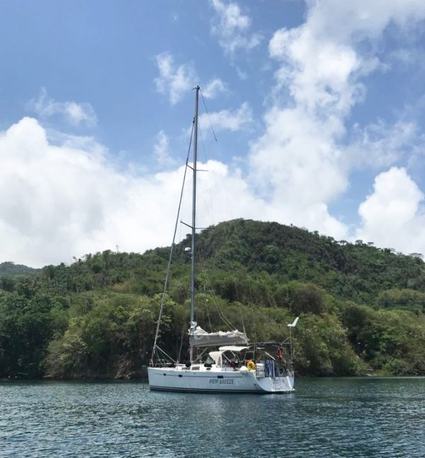Caribbean baai Hanse 470