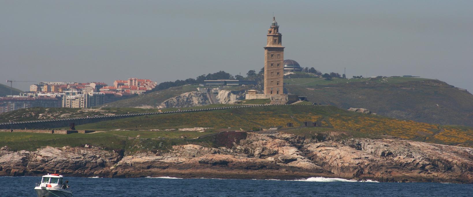 meezeilen Galicië Spanje