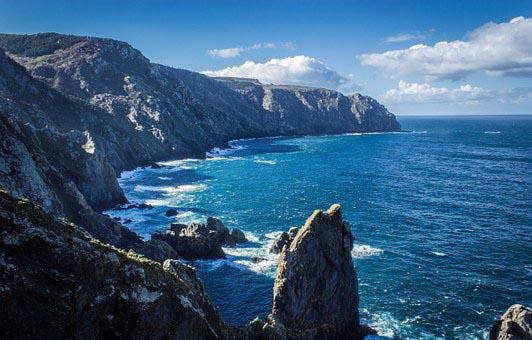 kust Portugal