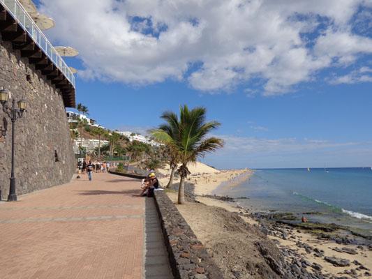 zeilen Canarische eilanden Lanzarote - Fuerteventura
