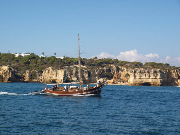 zeilen Algarve Portugal