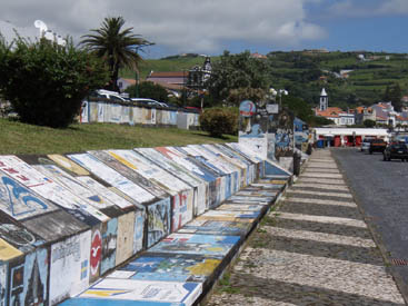Wereldzeilers Azoren