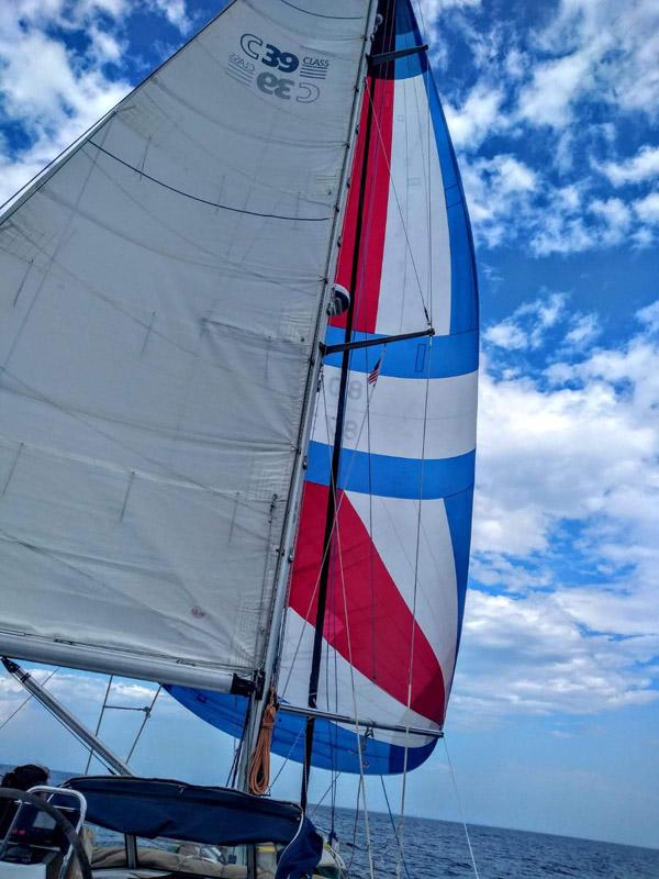 zeiljacht Azoren Adventure Sailing
