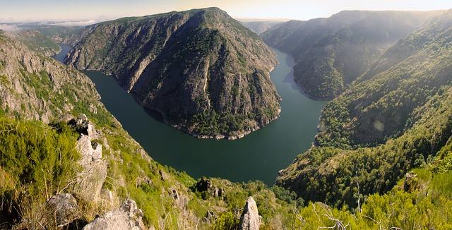 meezeilen Ria's Galicië